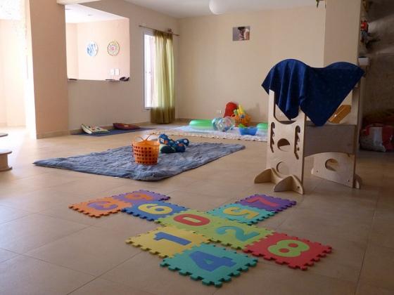 Juego Libre Para Ninos De 3 A 6 Anos La Casa Naranja