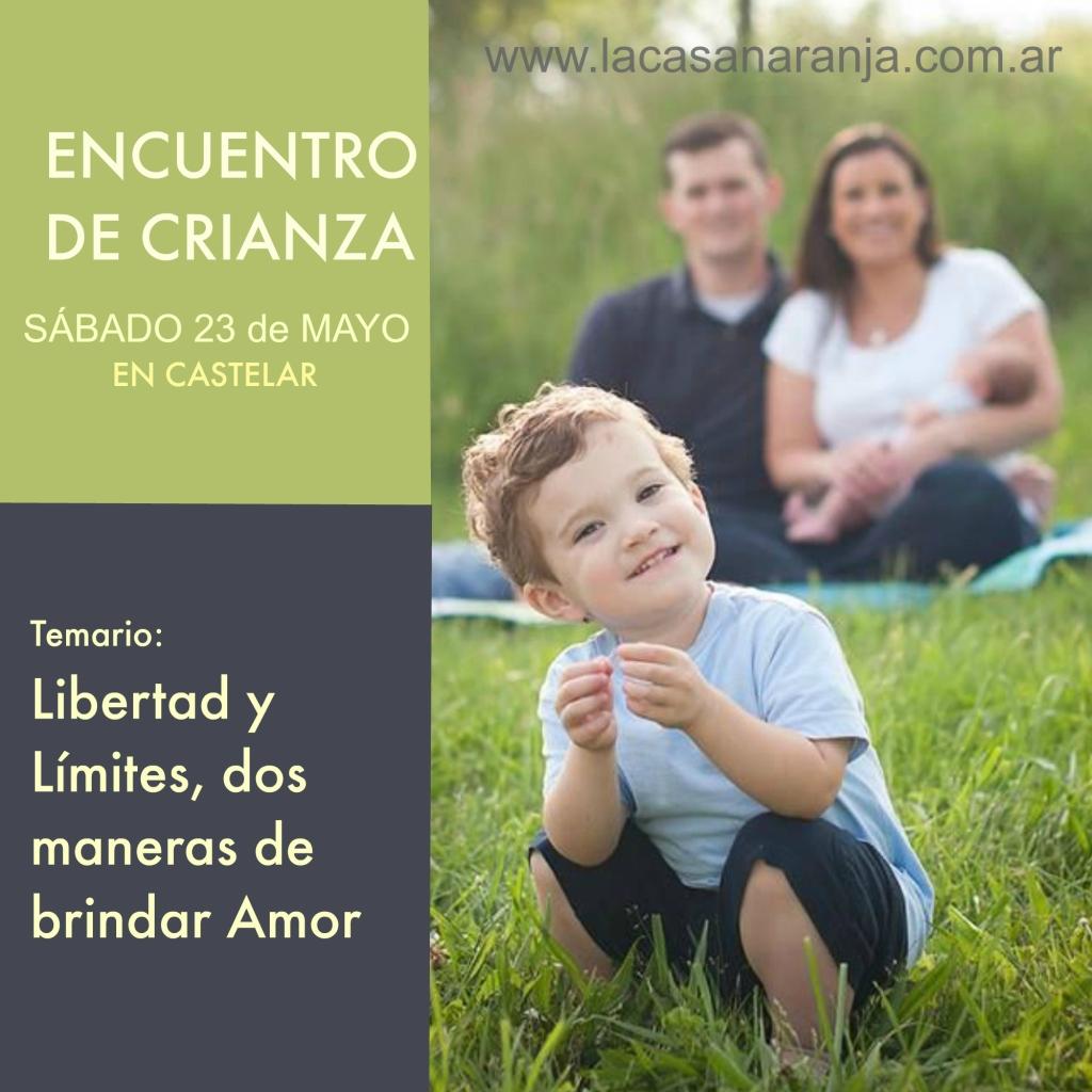 ENCUENTRO FAMILIAS 23 MAYO