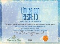 Limites con Respeto agosto 2014