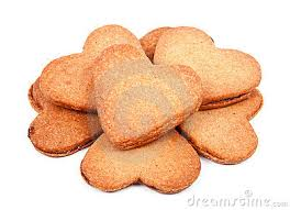 galletas corazon