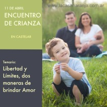 ENCUENTRO FAMILIAS 11 de abril