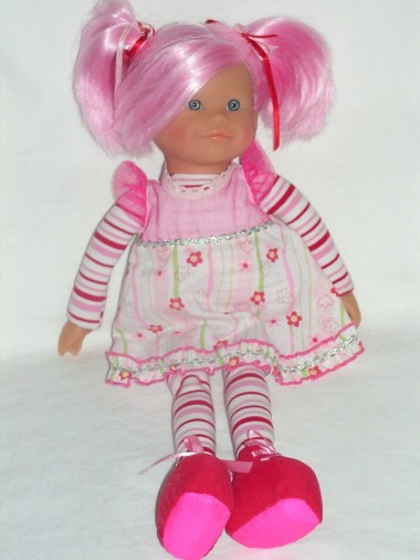 155259208_corolle-les-dollies-marshmallow-doll-16-mattel-pink-hair