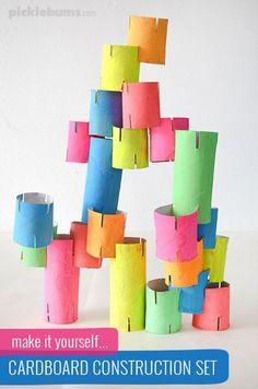 construccion-con-tubos-de-papel-higienico